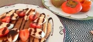 【家事ヤロウ】中丸雄一のパンケーキのレシピ!フルーツたっぷり