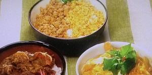 男子ごはんの丼レシピ