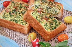 【ごごナマ】平野レミのヘコパンキッシュのレシピ!食パンで簡単