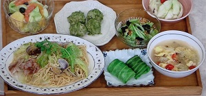 【ごごナマ】平野レミのキャベツのくるくるもちのレシピ!キャベツの芯ピクルスも
