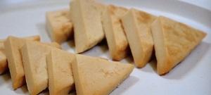 豆腐の新感覚おつまみ