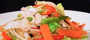 家事ヤロウ:松本まりかさんの5種オイルの野菜炒めのレシピ!