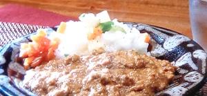 賛否両論のまかないカレーのレシピ!【キャッチ/食卓のひみつ】