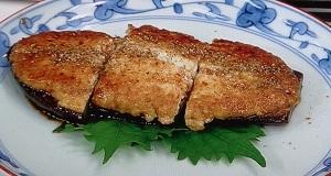 【ごごナマ おいしい金曜日】なすの蒲焼きのレシピ!林幸子
