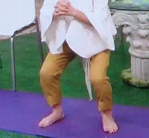 サワコの部屋:鎌田式スクワット&かかと落としのやり方!鎌田實先生の100年元気に生きる術
