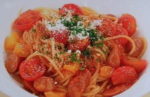 あさイチ:シェフ直伝ナポリソースでナポリタンのレシピ!レストラン大宮