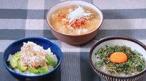 男子ごはん:焼鮭とクリームチーズののっけ飯のレシピ!夏のぶっかけ飯