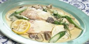 モニタリング:平野レミのサーモンの爽やかソースのレシピ!