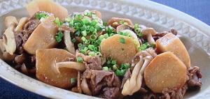 土曜はナニする:リュウジのサトイモのボロネーゼのレシピ!ベジ飯