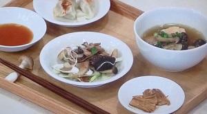 平野レミさんのおいしいたけギョーザのレシピ!ごごナマ