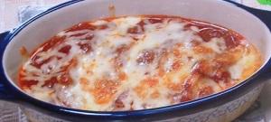 ZIP:なんちゃってラザニアのレシピ!今泉マユ子!激早料理グランプリ