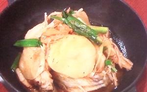 美と若さの新常識:和田明日香さんのカムジャタン風スープの レシピ!ファシアで解決