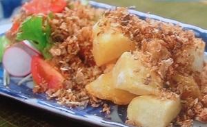 にじいろジーン:和風ポテトフライのレシピ!ミシュランのふるさとクッキング