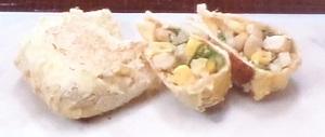 まる得マガジン:究極の缶詰レシピ!野崎洋光さんの大豆とコーンの袋焼き