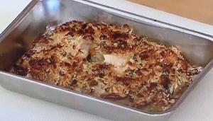 ラヴィット:蒸し鶏のパン粉焼きのレシピ!10分2品レシピ!ミシュランシェフ