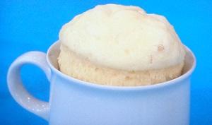あさイチ:おもちカップケーキのレシピ!レンジで簡単