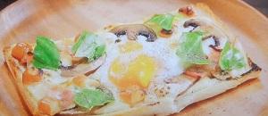 ビスマルク風ピザトーストのレシピ!世界ピッツァ選手権王者が伝授:教えてもらう前と後