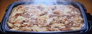 ケンミンショー:青森のバラ焼きのレシピ!ホットプレート祭り