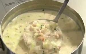 ZIP:千切りキャベツの牛乳スープのレシピ!キンプリ岸優太!春キャベツの大量消費レシピ