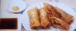【ヒルナンデス】じゃがいもの春巻きサモサのレシピ!家政婦マコさん