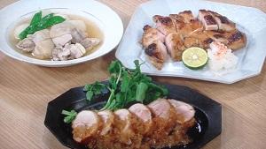 きょうの料理:笠原将弘さんのロールチキンのレシピ!