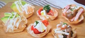 山本ゆりさんの餃子の皮を使ったレシピ4品!パケットやパリパリ焼き:世界一受けたい授業
