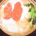 鍋(明太子&大和芋)