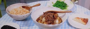 きょうの料理 :栗原はるみの新じゃがと牛肉の甘辛煮のレシピ!