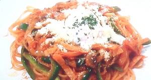 めざましテレビ:下町風ナポリタンスパゲティの再現レシピ!ホテルニューオータニ大阪