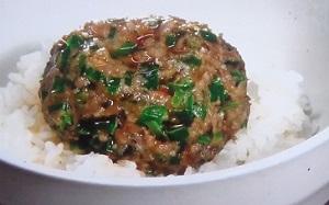 ヒルナンデス:リュウジの餃子バーグのレシピ!無限レンジ飯