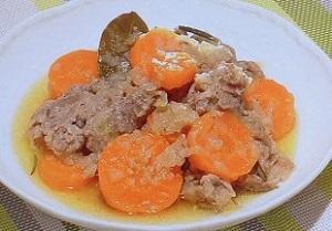 メレンゲの気持ち:志麻さんの豚こま肉の白ワイン煮込みのレシピ!