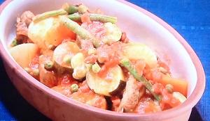 きょうの料理:志麻さんのスペアリブと春野菜のトマト煮のレシピ!