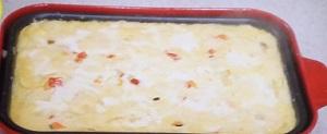 土曜はナニ(何)する :ホットプレートカレーグラタンのレシピ!浜内千波