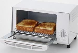 教えてもらう前と後:アラジンのトースターのお取り寄せ!食パンがおいしく焼ける