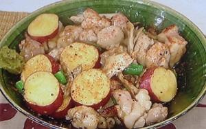 ごごナマ:平野レミのさつまいも サッとからめて煮のレシピ!