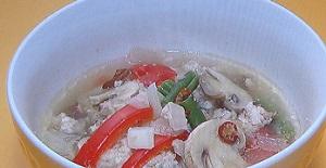 食べる美容スープ