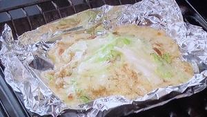 ソレダメ:ロバート馬場の白菜のチーズ焼きのレシピ!