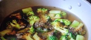 シブ5時:焼きブロッコリーのスープのレシピ!有賀薫さん アレンジレシピも