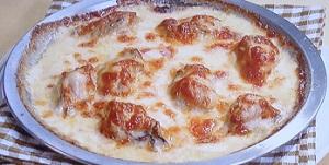 きょうの料理:栗原はるみさんのかきのグラタンのレシピ!