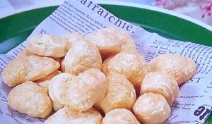 ザワつく!金曜日:チーズスナックのレシピ!ひと手間お菓子