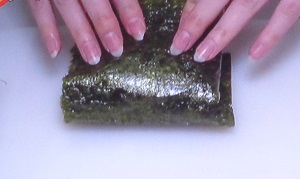 家事ヤロウ:たたみ寿司(巻かない手巻きずし)のレシピ!簡単朝食ベスト20