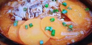シブ5時:牛肉とにんじんの重ね煮シチューのレシピ!有賀薫
