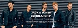 JACK & JONES scholarship