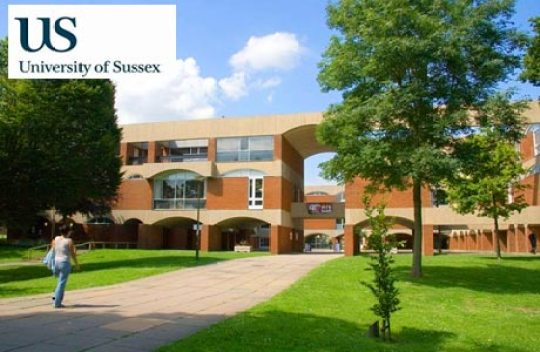 University of Sussex Chancellor's International Scholarships