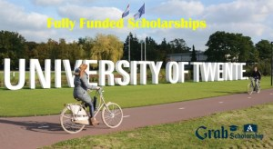 University of Twente Scholarships