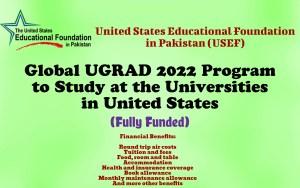 Global UGRAD-Pakistan