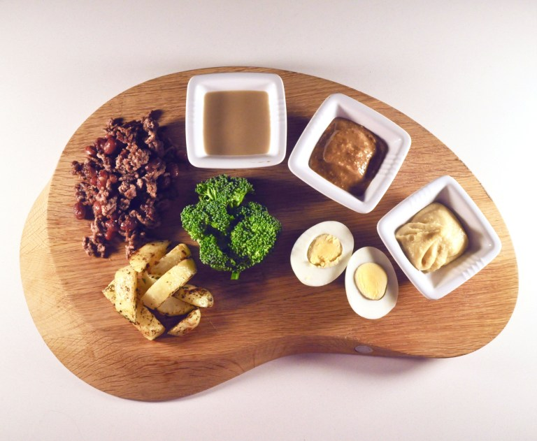 Baby Led Weaning & Meeting Iron Requirements daily platter