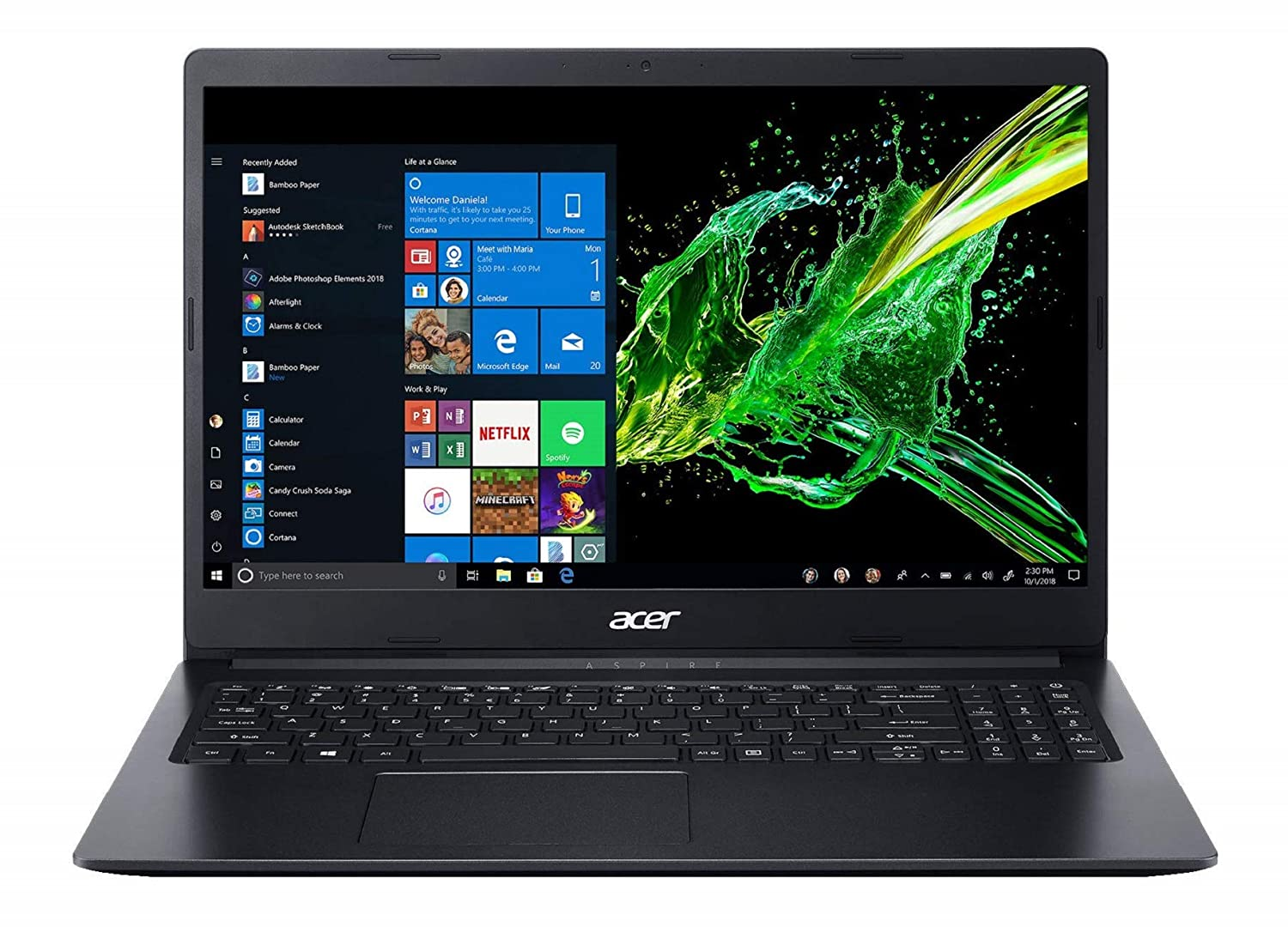 acer aspire 3 laptop review
