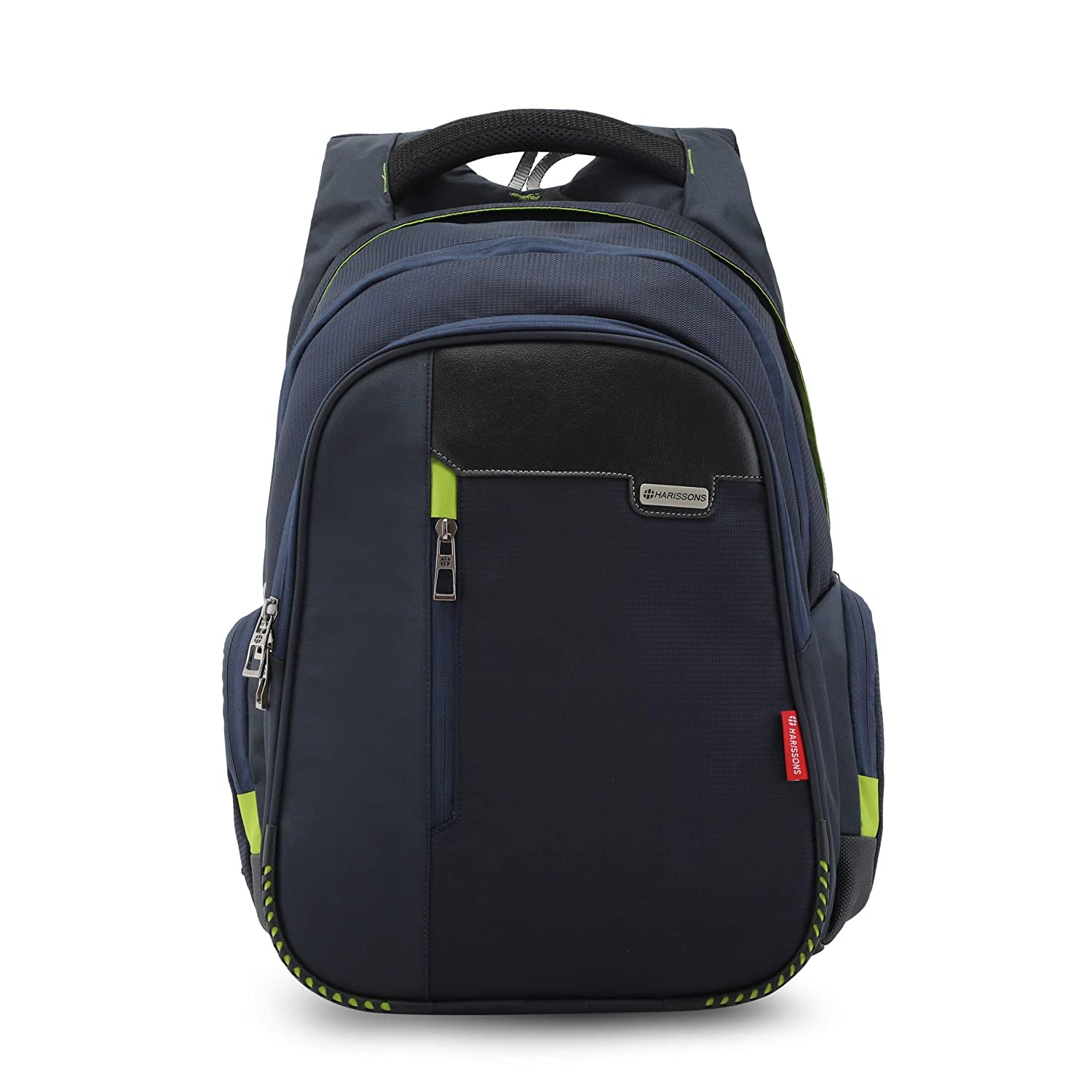 harrison best laptop waterproof backpack with usb charging
