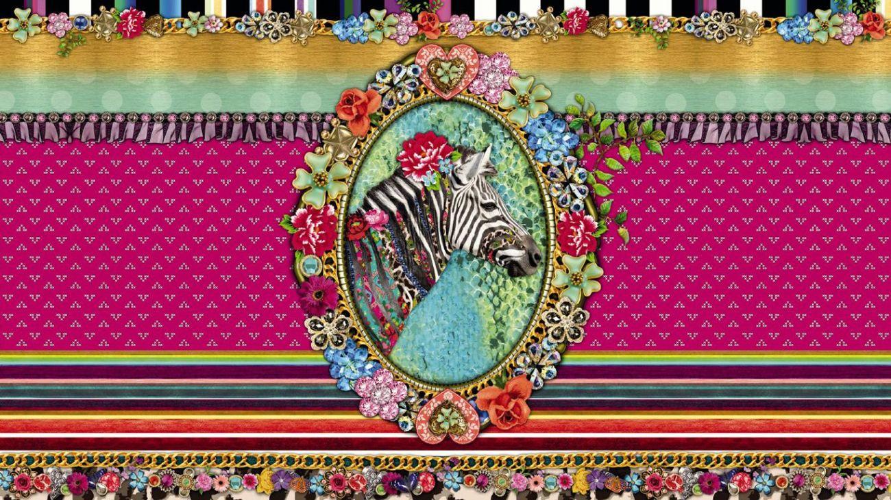 Poster Zebra Ao Melhor Preco Na Graca Interiores Paineis